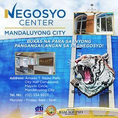 Mandaluyong Negosyo Center