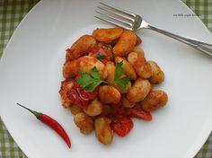 hot gigant, greek hot, small chili, expat kitchen, veget side