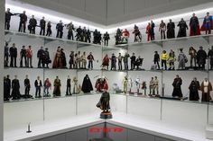 Sideshow Featured Collector   Sideshow Collectibles   Toys display   Toys collection