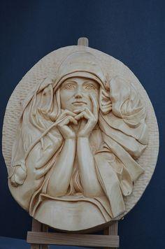 Wood Carving / Wood Sculpture