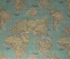 Tela mapa mundo