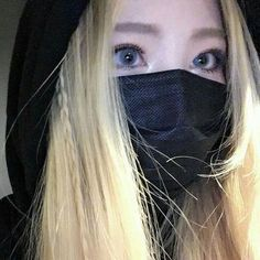 Imagen de icon, ulzzang, and asian - Blonde Cabelo Rose Gold, Pretty People, Beautiful People, Blonde Asian, Ulzzang Korean Girl, Uzzlang Girl, Girls Characters, Kawaii Girl, Aesthetic Girl