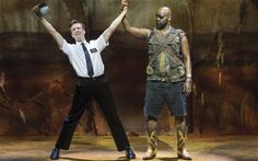 This show is unstoppable, worldwide! The Book of Mormon breaks West End sales record. Broadway News, Broadway Theatre, Musical Theatre, Trey Parker, Matt Stone, Theatre Plays, Book Of Mormon, Things To Do In London, London Calling