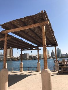 Al Seef, a leisure destination by Meraas, tells the story of Dubai through architecture and ambiance, enabling visitors to rediscover the heart of the city along its much-loved creek. Wooden Pergola, Enabling, Walkway, The Ordinary, Dubai, Commercial, Relax, Construction, Outdoor Structures
