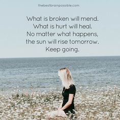 What you're feeling, what you're going through is for right now - not forever.   #motivation #inspiration #quote #depression #mentalhealth