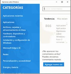Opiniones sobre Windows 10