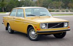 1971 Volvo 142S | Hemmings Find of the Day