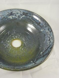 Hand Thrown Pottery Vessel Sink Stoneware Cone 10 30 by JoshBoock