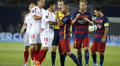 Copa del Rey Final: Barcelona And Sevilla Fight For Their Second Title