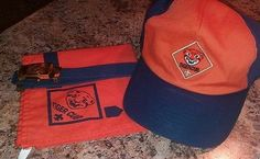Cub Scout Tiger (Lot)  Neckerchief/Hat/and Belt! Be Pack Ready! On EBAY NOW