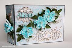 Elina Cardmaking Hobby, Mini album cover