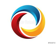 Vector: Life Circle Logo Template
