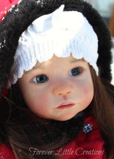 Reborn Doll Gabriela Toddler by Regina Swialkowski Katrin McKnight