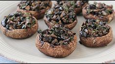 Le vei gati mereu asa! Ciuperci umplute DE POST la cuptor! - 🥣 Lecturi s...