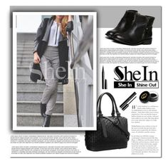"""""""Shein8"""" by melodibrown ❤ liked on Polyvore featuring Chanel, Gucci, Marc Jacobs, women's clothing, women's fashion, women, female, woman, misses and juniors"""