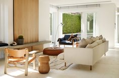 Beige is beautiful for living room