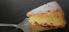 Torta+al+Latte+di+Mandorla