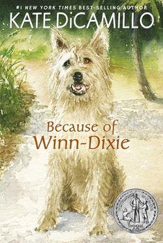 Because of Winn-Dixie | Kate DiCamillo