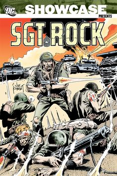 Sgt. Rock and Easy Company