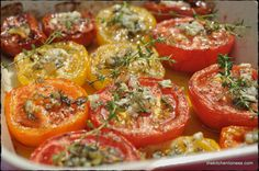 The Kitchen Lioness: French Friday with Dorie - Tomatoes Provençal