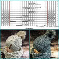 Knitting Room, Knitting Paterns, Knitting Stitches, Knit Patterns, Knitting Projects, Baby Knitting, Mode Crochet, Knit Crochet, Crochet Hats