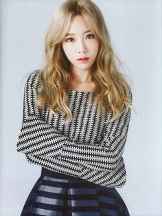 #Taeyeon #SNSD #Girls_Generation