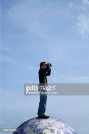 Image result for looking through binoculars