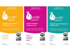 Bundle Organics Teas for Pregnant and Nursing Moms project video thumbnail