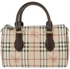 BURBERRY Chester Bowling Bag