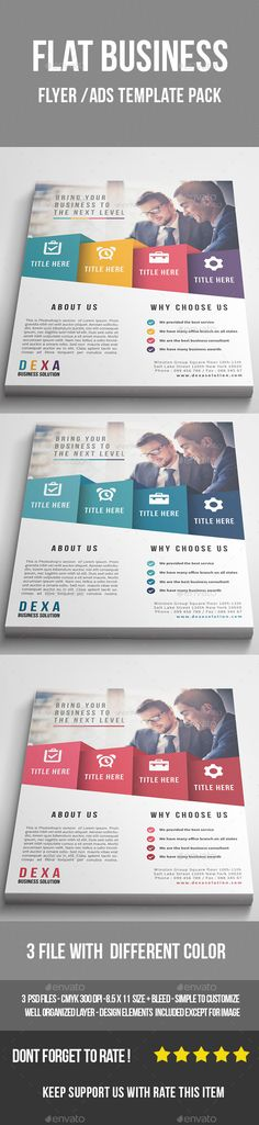 Vubiz  Geometric Corporate Flyer  Flyers Photoshop And Http