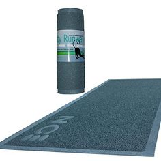 Kitty Cat Litter Mat Extra Large (XL) Automatically Collects Granules From Paws for Scoopable , Dustless And All Other Cat Litters * Click sponsored image to review more details.