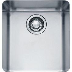 Kubus | KBX110-13 | Stainless Steel | Sinks