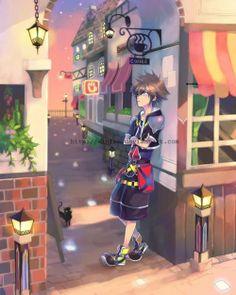 -Kingdom Hearts