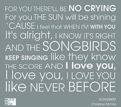 Favorite Part of One of My Favorite Songs