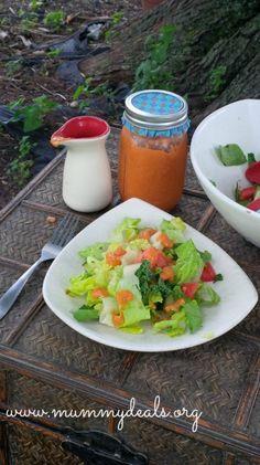 Homemade Sweet Onion Salad Dressing - Mummy Deals