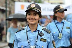 police,Polizistin Norwegen