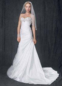 Mermaid Wedding Dresses, Trumpet Wedding Dresses - David's Bridal