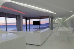 "Costa Blanca Apartment by A-cero ""Location: Costa Blanca, Spain"" 2014"