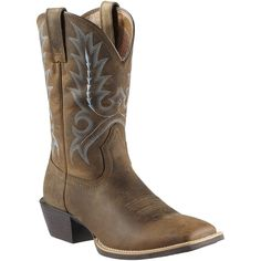 Ariat Men's Sport Outfitted Western Boots