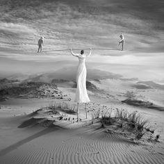 surreal are twins | Twins. Dariusz Klimczak