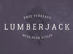 This is the FREE Lumberjack Font by Aleksei Kalinin which is a font that comes in four different stylings. It's available for both personal and commercial use and also is a multilanguage script.