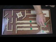 Magnetic Maze - Escape Room Maze Puzzle and Prop – Creative Escape Rooms