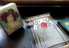 Walco Indestructible Bead Loom With Beading Project by jarmfarm