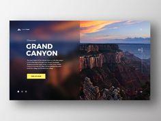Travel Website Design, Website Design Layout, Web Layout, Layout Design, Web Ui Design, Page Design, Website Design Inspiration, Graphic Design Inspiration, Web Hotel