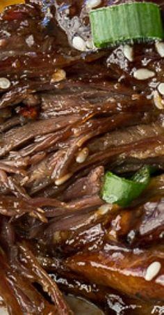 Instant Pot Asian Beef Short Ribs