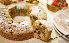 クリスマスにカレとゆっくり食べたい「ラム酒漬けフルーツのリースケーキ」|ウーマンエキサイト コラム