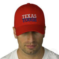 TEXAS TOUGH CAP  .Promote LYKENS-LUZESKY for CASH!