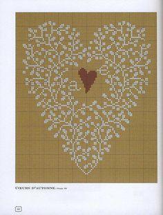 red heart within larger heart Gallery.ru / Фото #52 - 515 - Yra3raza