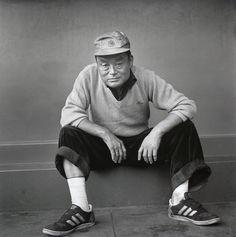 Des portraits de Japonais par Hiroh Kikai