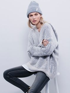 Free People Six Degrees Hoodie at Free People Clothing Boutique